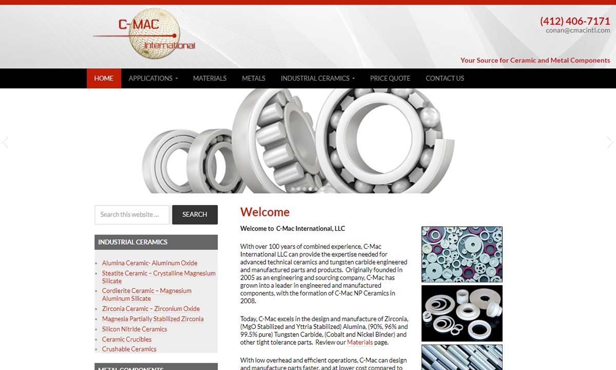 C-Mac International, LLC