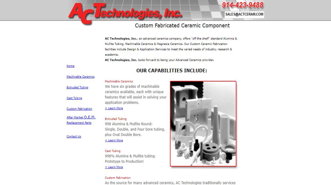 AC Technologies, Inc.
