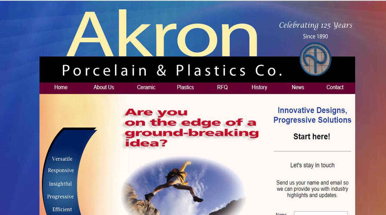 Akron Porcelain & Plastics Company