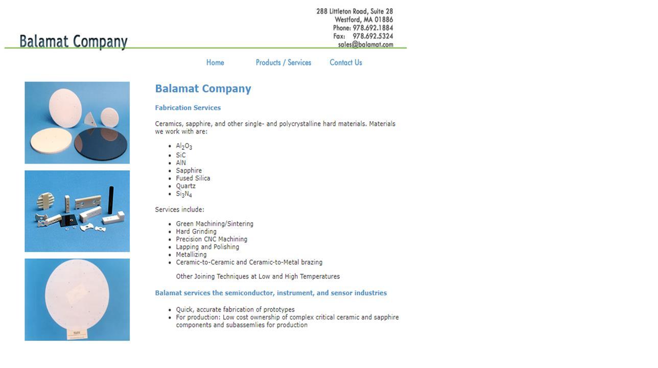 Balamat Company