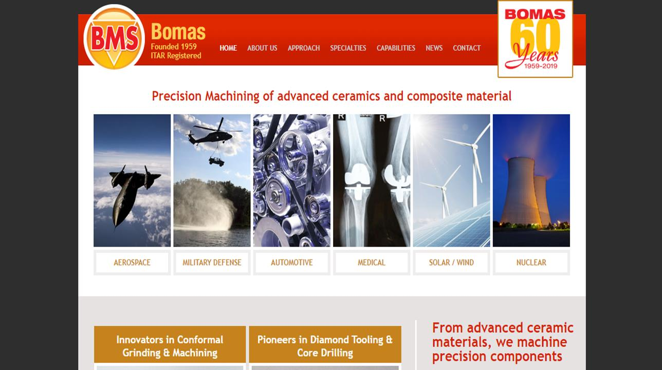 Bomas Machine Specialties, Inc.