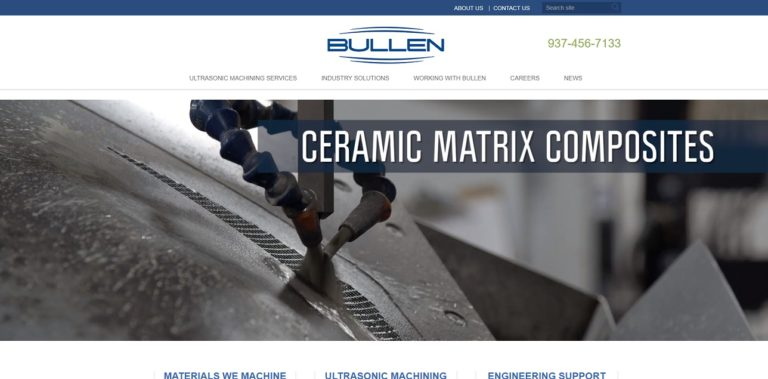 Bullen Ultrasonics, Inc.
