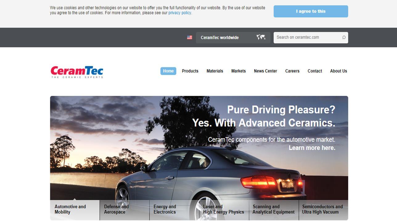CeramTec North America