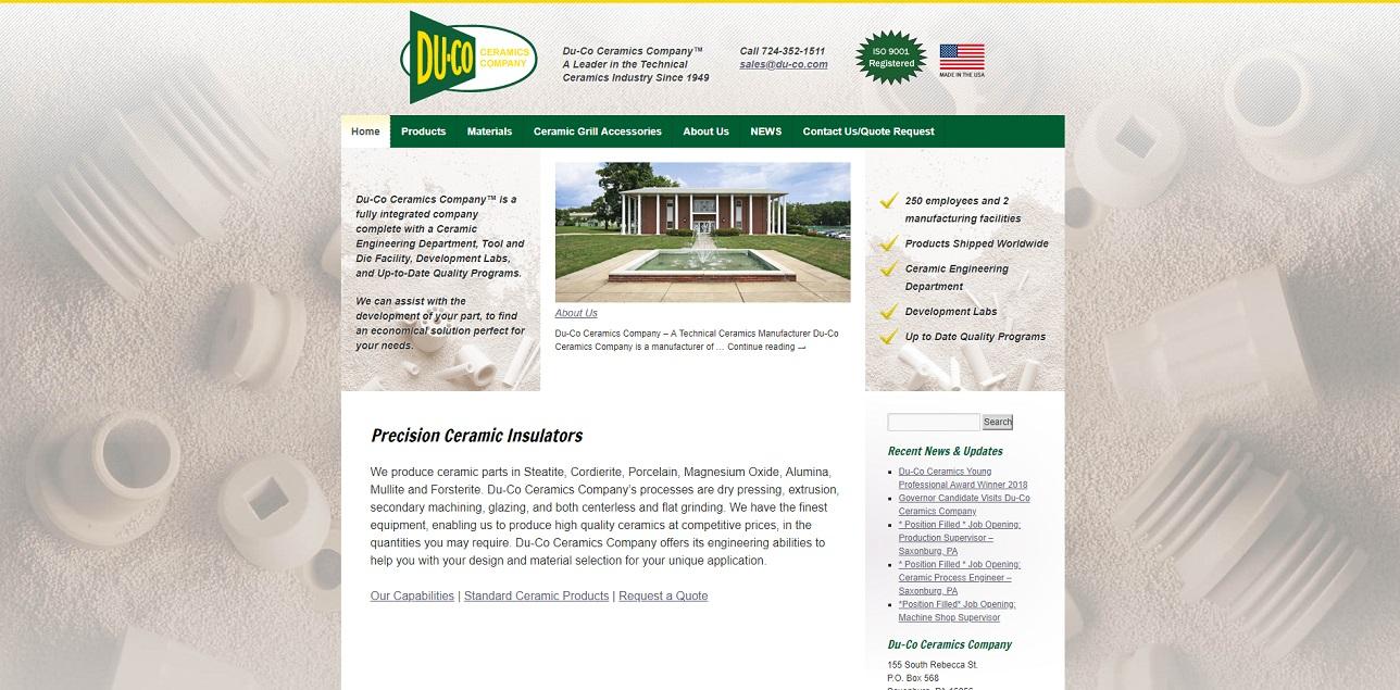 DU-CO Ceramics Company