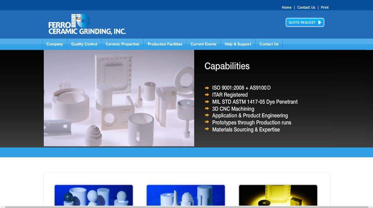 Ferro-Ceramic Grinding, Inc.
