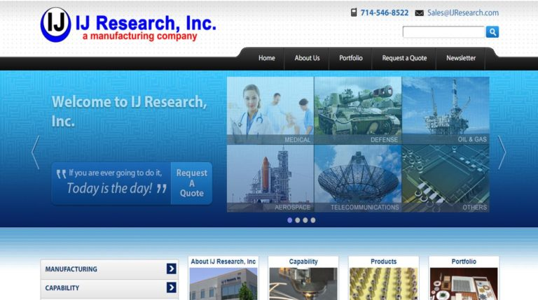 IJ Research, Inc.