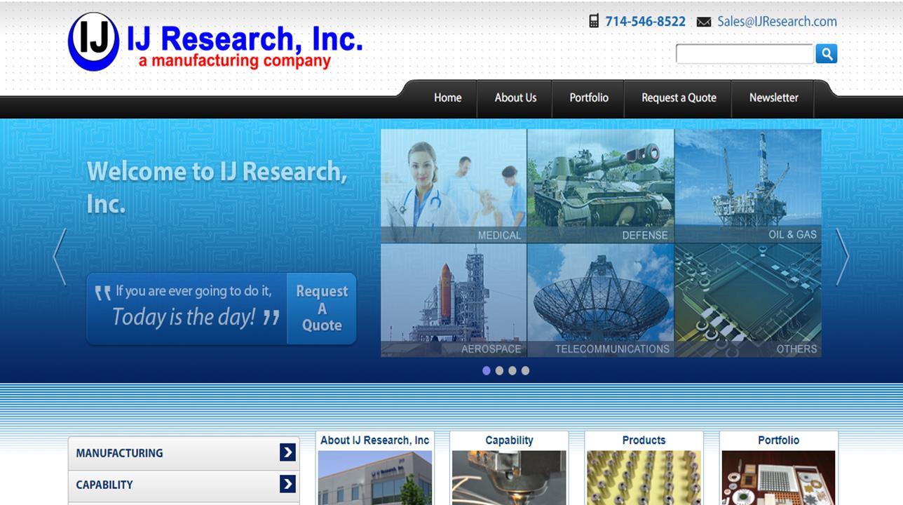 IJ Research, Inc.