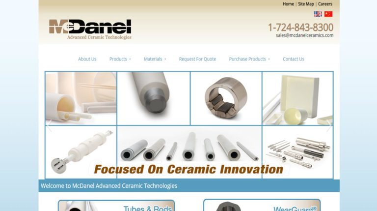 McDanel Advanced Ceramic Technologies
