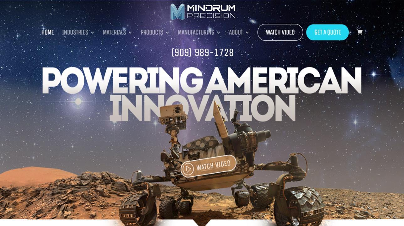 Mindrum Precision, Inc.