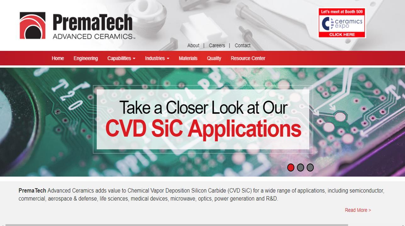 PremaTech Advanced Ceramics