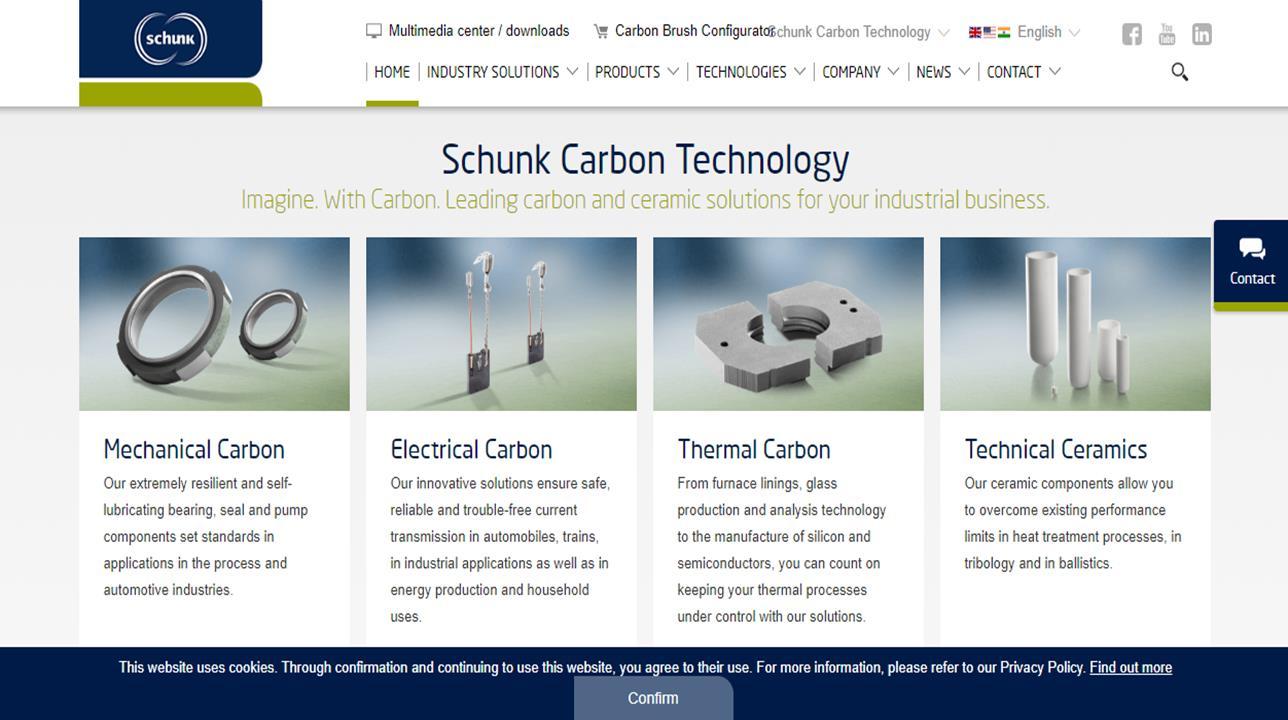 Schunk Graphite Technology, LLC