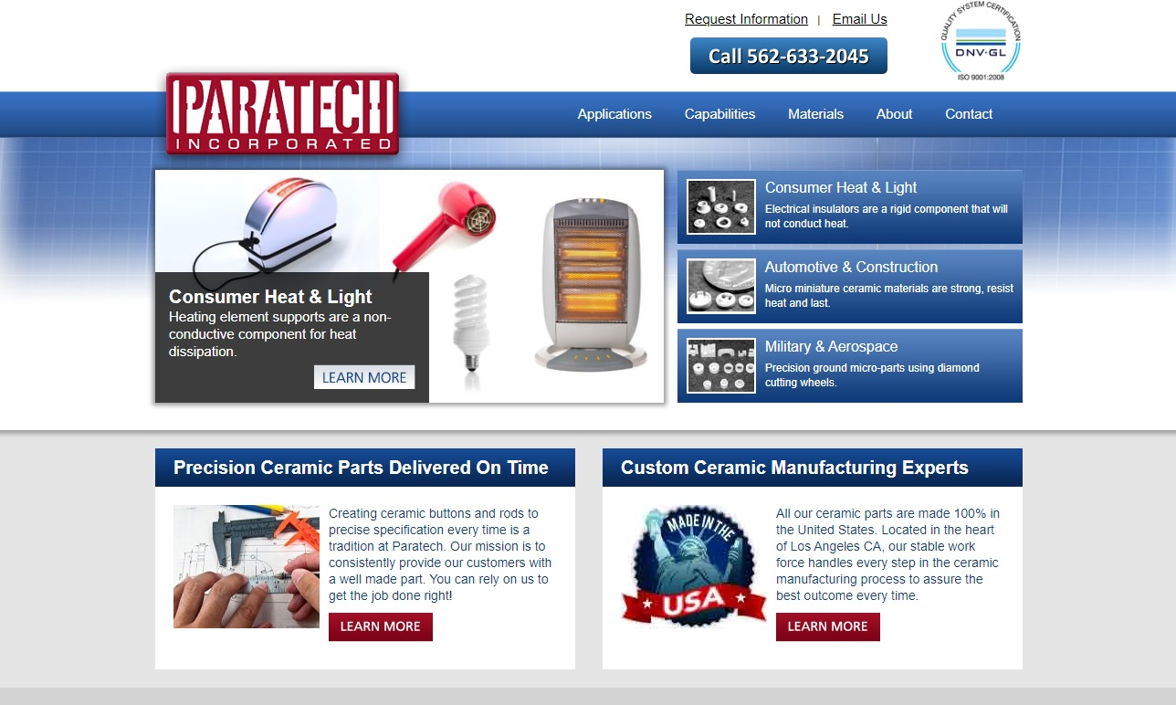 Paratech Inc.