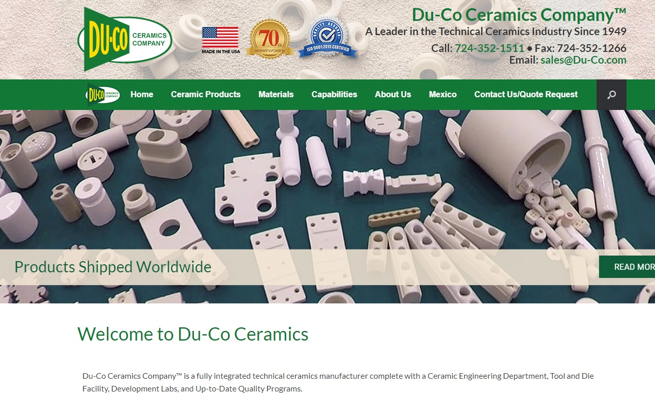 Du-Co Ceramics Company